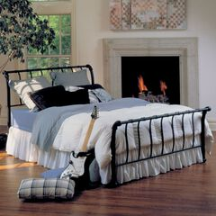 King Bed Set with Bed Frame, 83½'Lx80'Wx45'H,