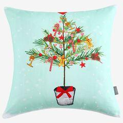 Skinny Tree Decorative Pillow,