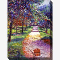 Apple Orchard Wall Art,