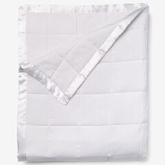 Down-Alternative Blanket, WHITE