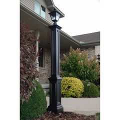 Signature Lamp Post,
