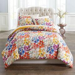 Vivianne Floral Comforter, FLORAL MULTI