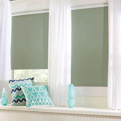 Cordless Push-Up Roller Blackout Shade,