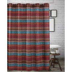 Tucson Coffee Shower Curtain by Barefoot Bungalow,