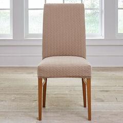 BH Studio® Stretch Diamond Dining Chair Slipcover,