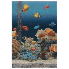 Liora Manne Marina Aquarium Indoor/Outdoor Rug,