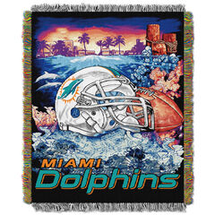Dolphins Home Field Advantage Throw,