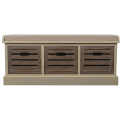 Melody Storage Bench,