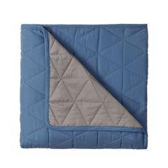 BH Studio Triangle Reversible Quilt,