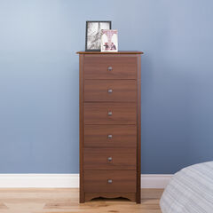 Monterey Tall 6-Drawer Chest,