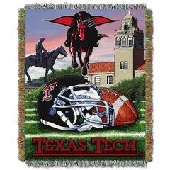 Texas Tech HFA Throw,