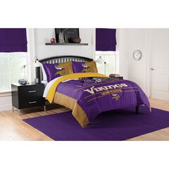 COMFORTER SET DRAFT-VIKINGS,