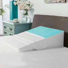 SensorPEDIC Memory Foam Supportive Bed Wedge with Gel Coating,