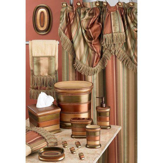 Contempo Shower Curtain Hooks, MULTI
