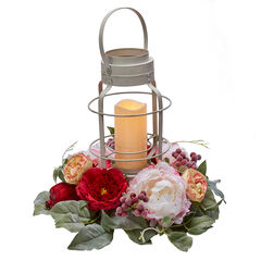 Charlotte Candle Holder, MULTI