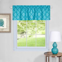 "Colby Window Curtain Valance 58"" x 14"","