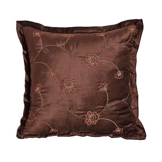 Salem Harvest 16' Square Pillow, BROWN MULTI