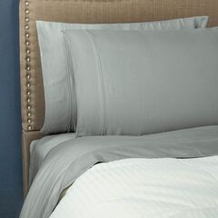 Pinnacle 1400 Thread Count CVC Sheet Set, BLUE