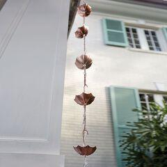 Umbrella Rain Chain ,