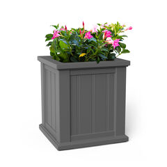 Cape Cod 16x16 Square Planter,