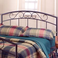 Full/Queen Headboard with Headboard Frame, 71½'Lx62¾'Wx46'H,