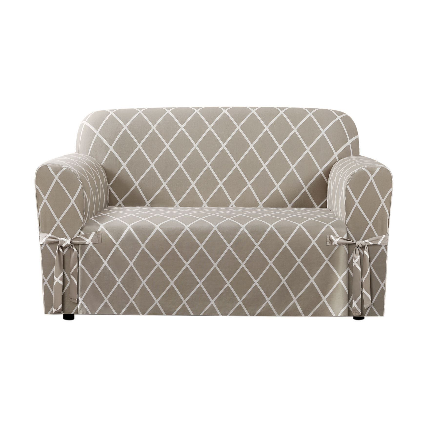 Lattice Slipcover Collection