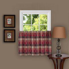 Harvard Window Curtain Tier Pair,