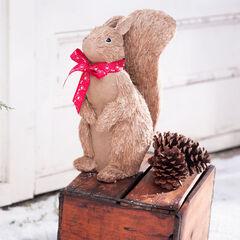 Standing Squirrel,