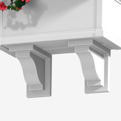 Yorkshire Decorative Brackets 2-Pack,