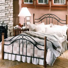 Hillsdale Winsloh Bed Set with Bed Frame,