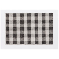 "Portofino Buffalo Plaid Indoor/Outdoor Rug 39"" x 59"","