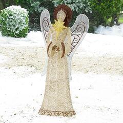 Medium Crystal Splendor Angel ,