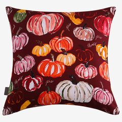 Pumpkins Decorative Pillow,