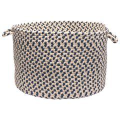 Stone Harbor Blue Diamond Basket,