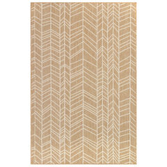 Liora Manne Carmel Chevron Indoor/Outdoor Rug,
