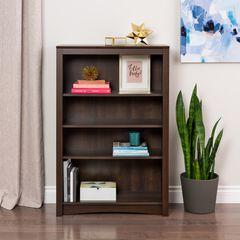 4-Shelf Bookcase,