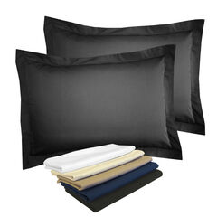 2-Pack Tailored  65/35 Poly/Cotton Sham,