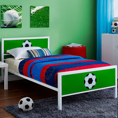 Goal Keeper Twin Bed,