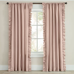 Liliana Side Ruffle Panel,