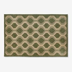 "Carmel Indoor/Outdoor Geo Rug 4'10"" x 7'6"","