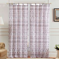 Denmark Curtain Panel Pair ,