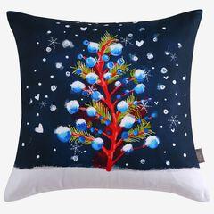 Christmas Tree Decorative Pillow,