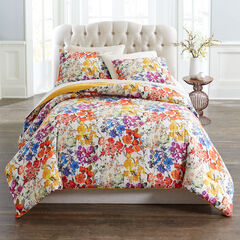 Vivianne Floral Comforter,