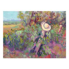 Lost and Found Outdoor Canvas Art,