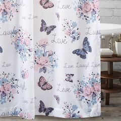 Barefoot Bungalow Garden Joy Shower Curtain,