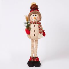 Jack or Jill Extendable Snowman,