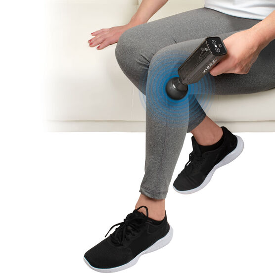 Mini Compact Body Massager, BLACK