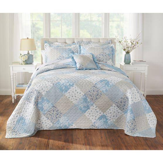 Patchwork Bedspread,