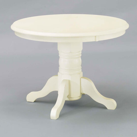 Round Pedestal Dining Table,