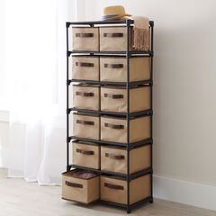 12-Drawer Soft Storage,